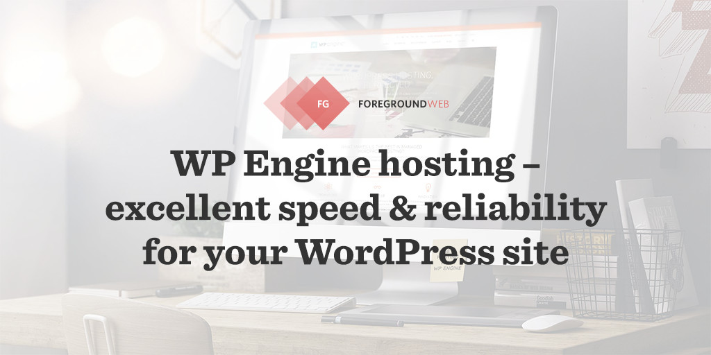 WP Engine hosting review article preview