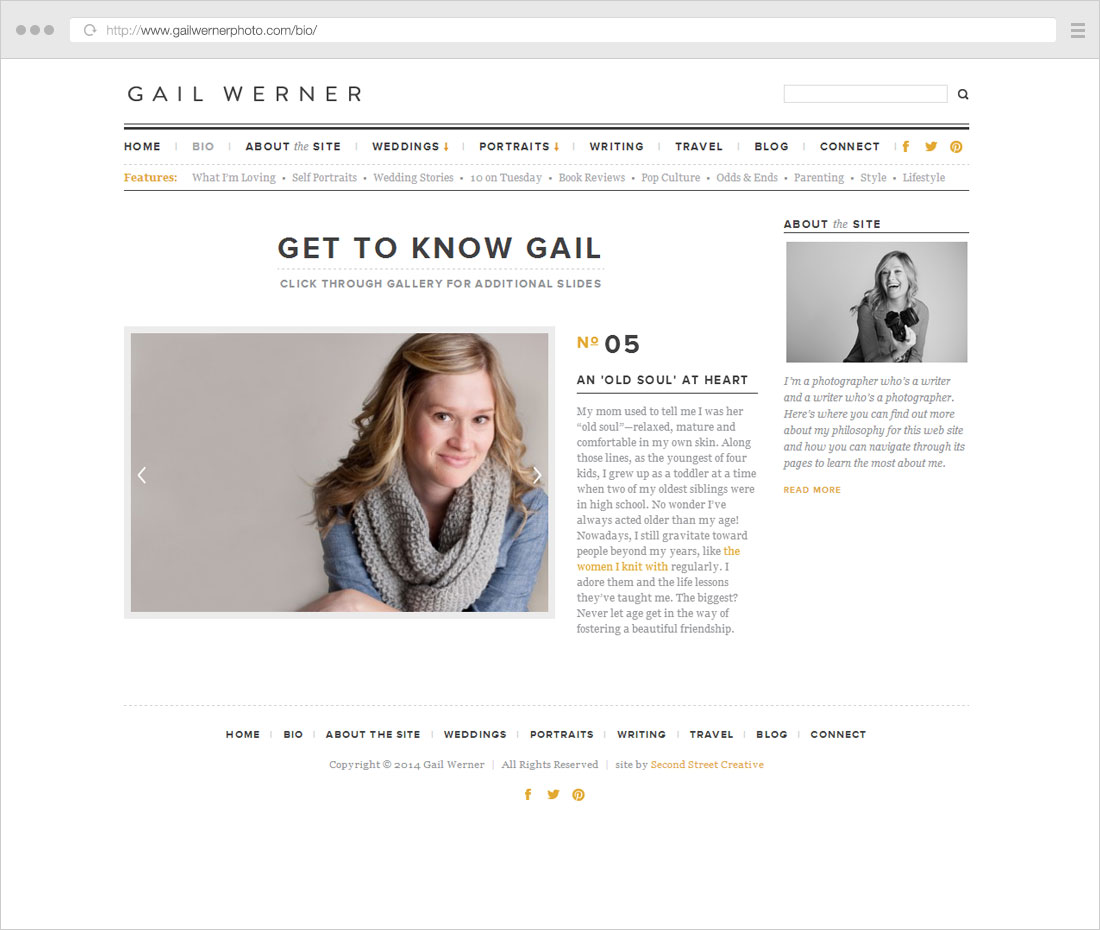 38 Best About Me Page Examples for Websites and Blogs