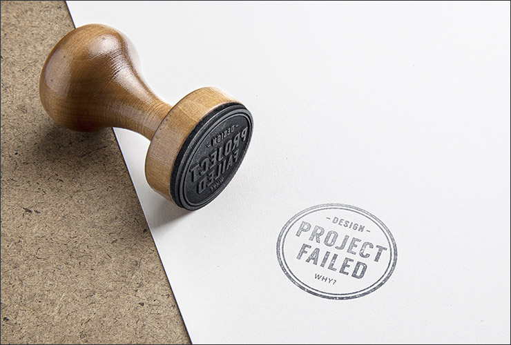 project_failed_stamp