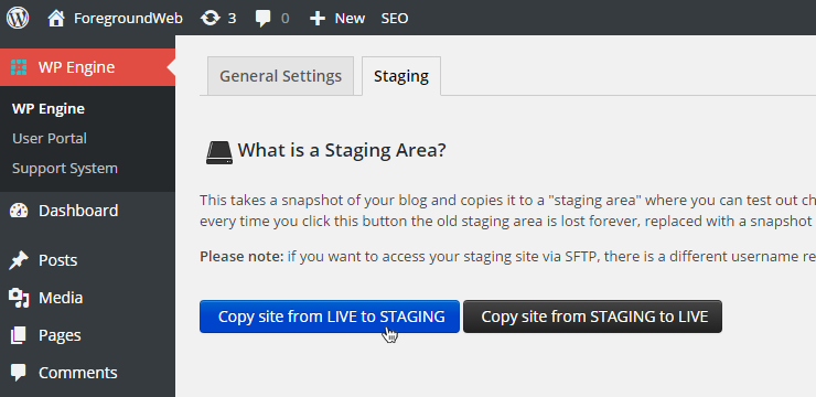 wpengine-admin-staging-option-preview