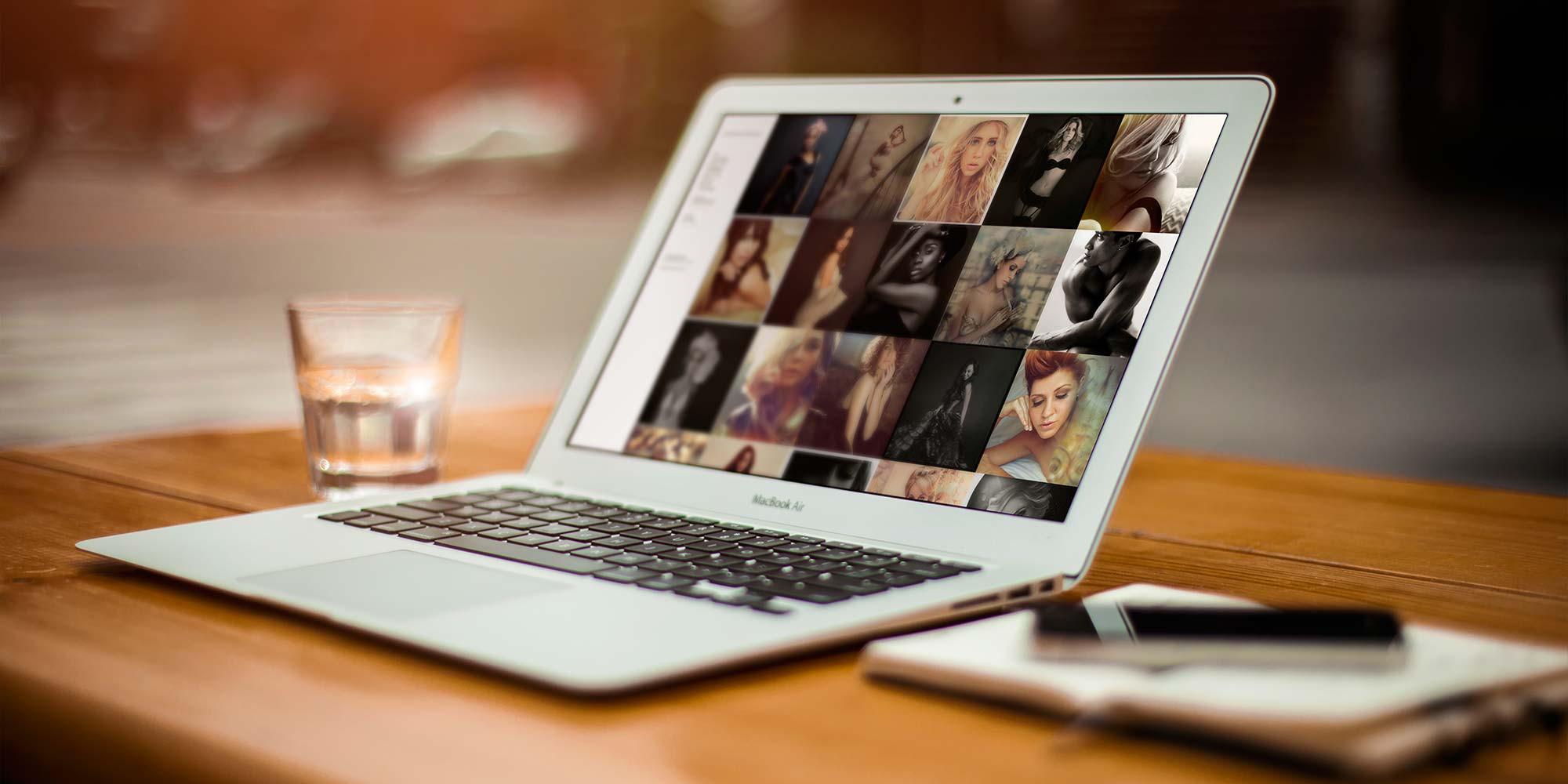 List of photographers websites Online Portfolio Websites for Creatives - Pixpa