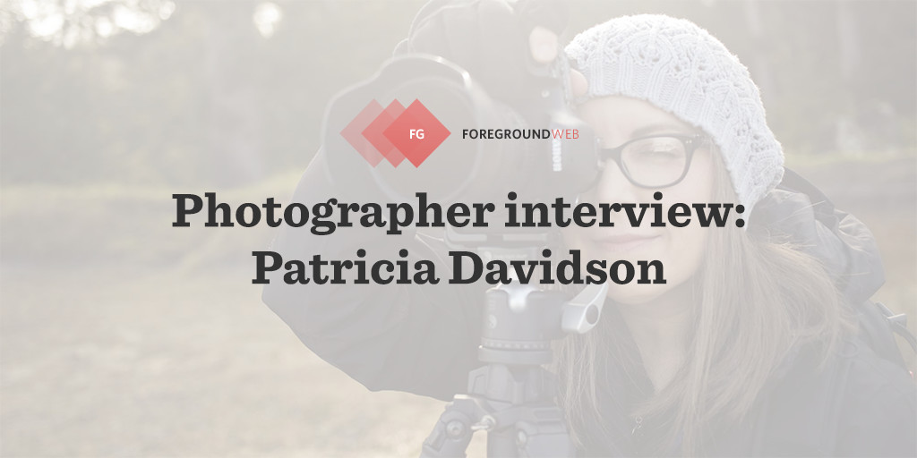 Photographer interview: Patricia Davidson - Featured Image