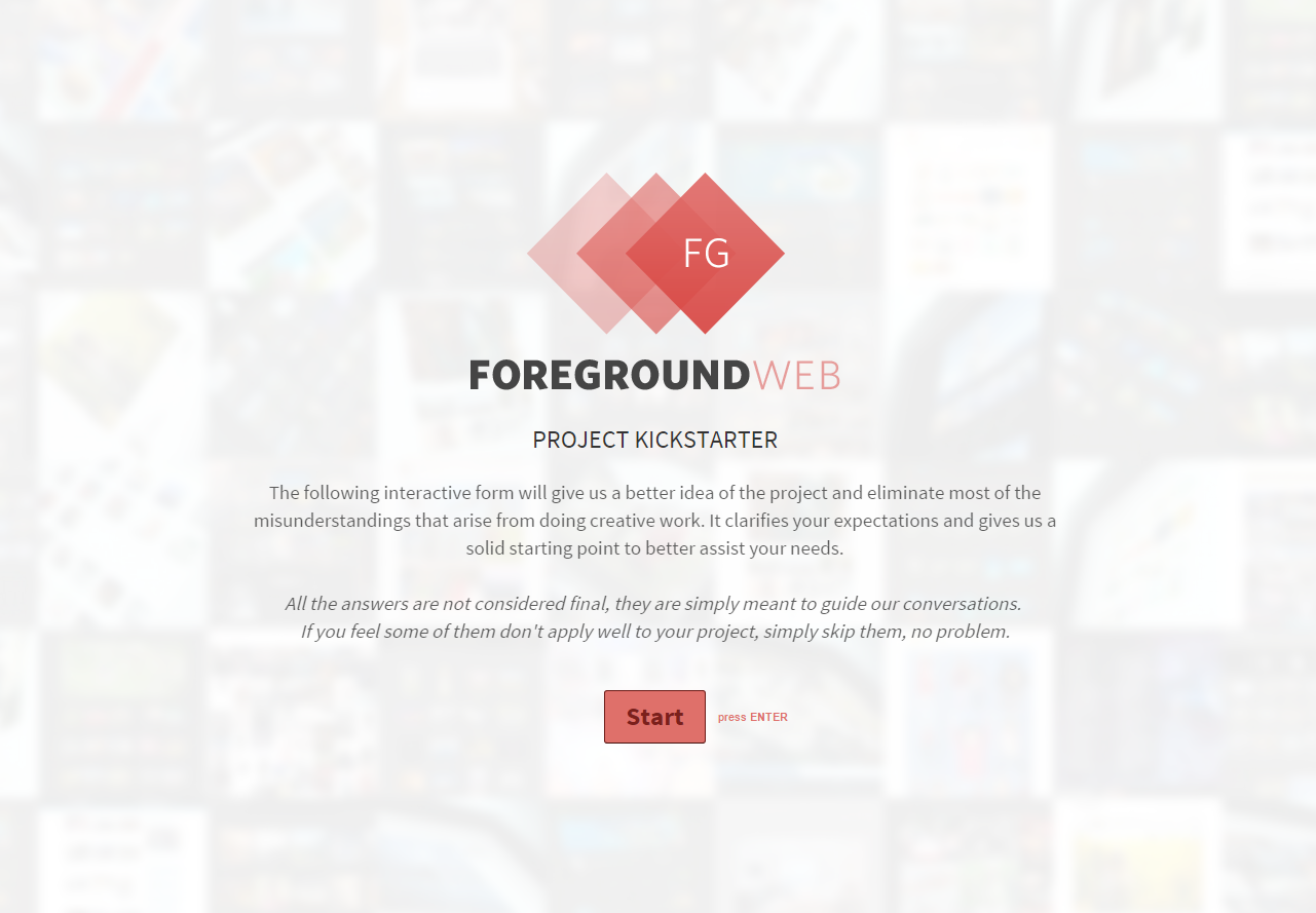 foregroundweb-project-kickstarter-preview