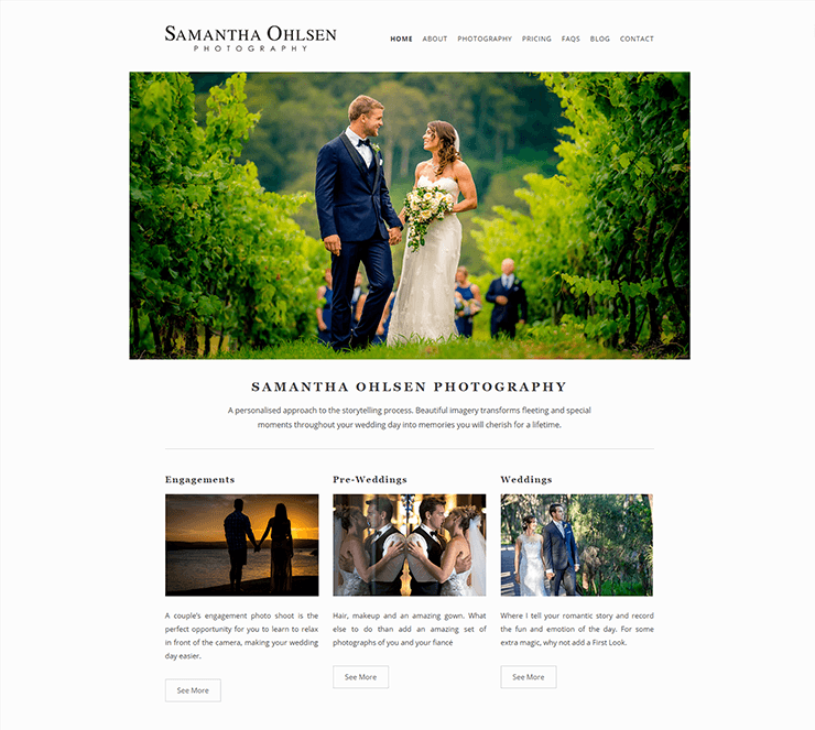 60+ Photography website mistakes - the complete guide