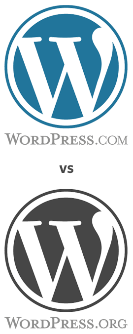 wordpress-com-vs-org