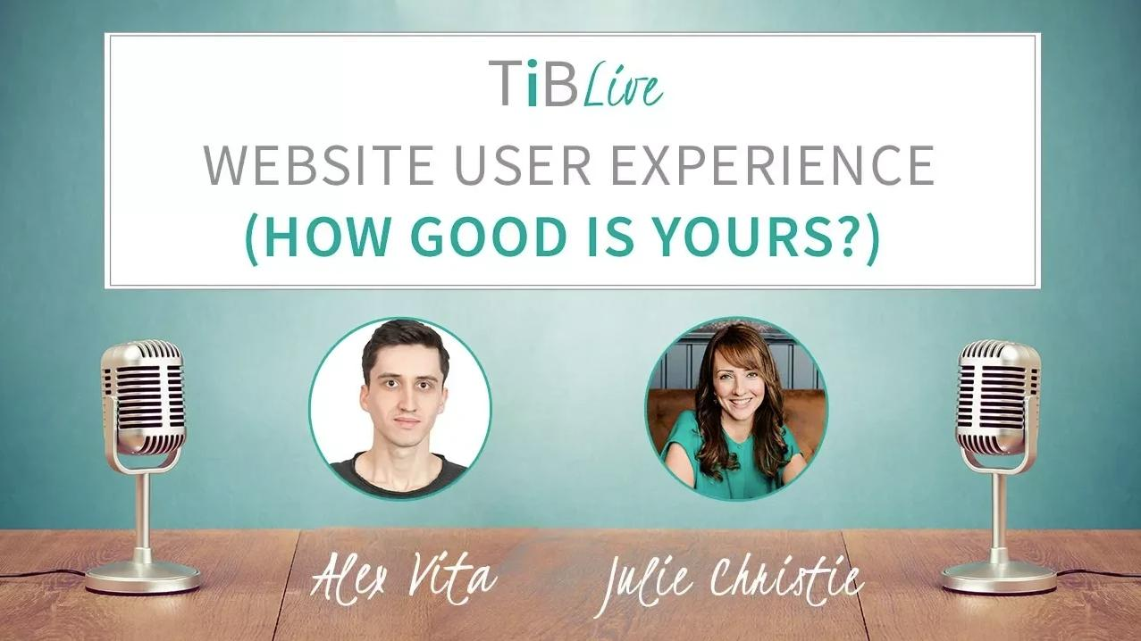 TiB Live Interview with Alex Vita